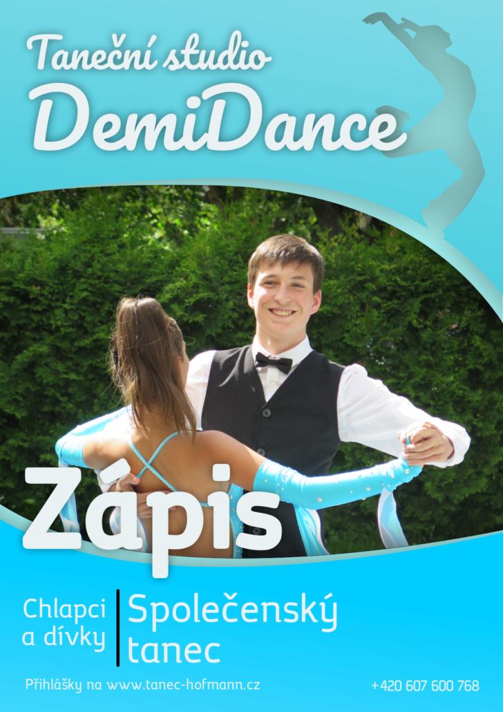 Zápis - Společenský tanec